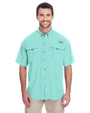 Columbia 7047 men's bahama ii short-sleeve shirt
