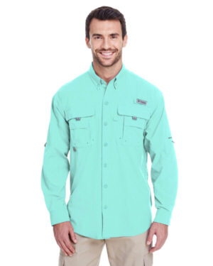 Columbia 7048 men's bahama ii long-sleeve shirt
