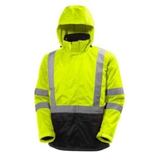 71071H Helly hansen alta shell hi vis jacket