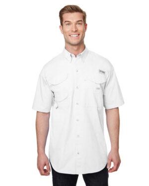 Columbia 7130 men's bonehead short-sleeve shirt