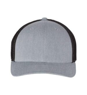 110 Richardson fitted trucker with r-flex