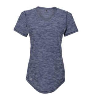A373 Adidas women's mlange tech t-shirt