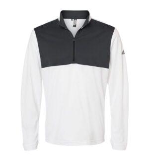 Adidas A280 lightweight quarter-zip pullover