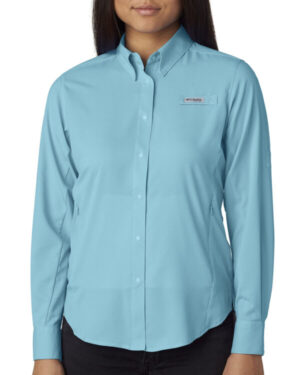 Columbia 7278 ladies' tamiami ii long-sleeve shirt