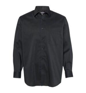 13V5049 Van heusen stretch spread collar shirt