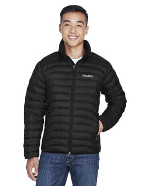73710 Marmot men's tullus insulated puffer jacket