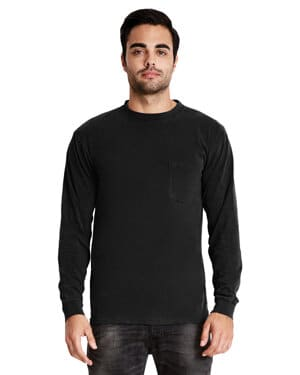 7451S Next level adult power pocket t-shirt