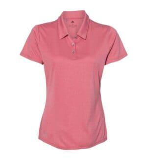 A241 Adidas women's heathered sport shirt