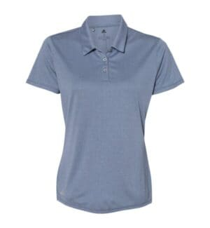 A241 Adidas women's heathered sport shirt