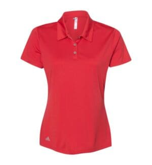 A231 Adidas women's performance sport shirt