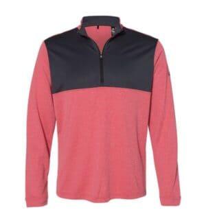 A280 Adidas lightweight quarter-zip pullover