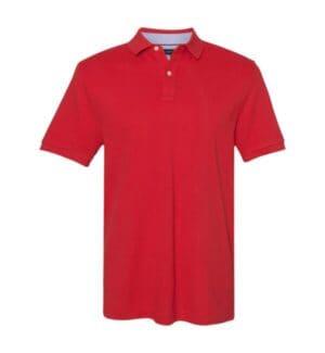 13H1867 Tommy hilfiger classic fit ivy piqu sport shirt
