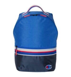 CS1006 Champion 23l striped backpack