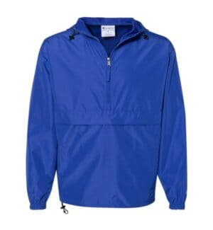 CO200 Champion packable quarter-zip jacket
