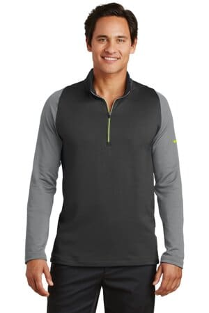 nike dri-fit stretch 1/2-zip cover-up 779795