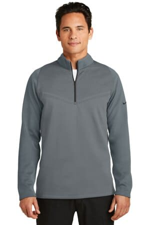 nike therma-fit hypervis 1/2-zip cover-up 779803