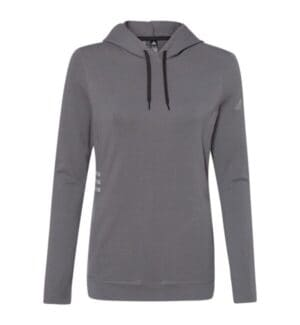 A451 Adidas women's lightweight hooded sweatshirt