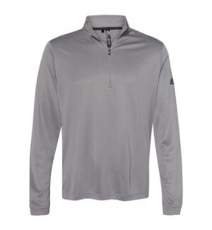 A401 Adidas lightweight quarter-zip pullover