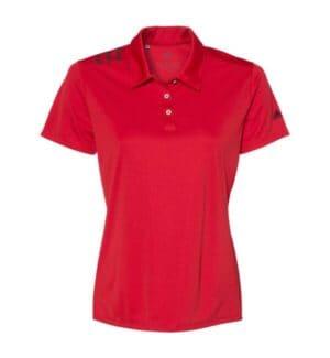 A325 Adidas women's 3-stripes shoulder sport shirt