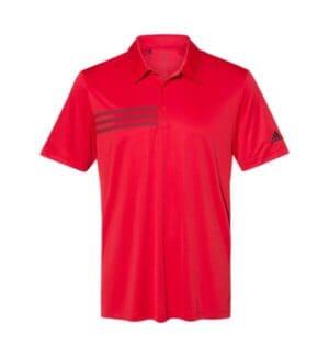 A324 Adidas 3-stripes chest sport shirt