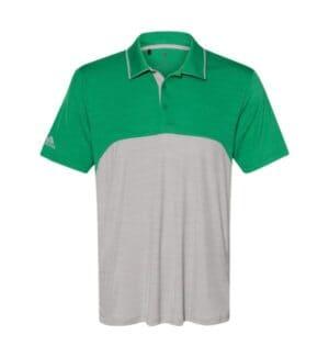 A404 Adidas colorblocked mlange sport shirt