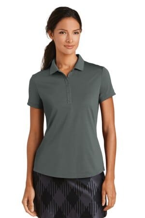nike ladies dri-fit players modern fit polo 811807