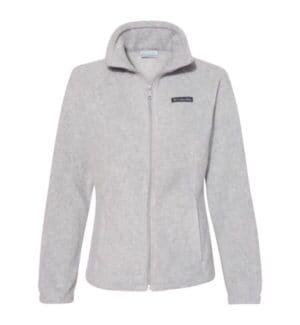 137211 Columbia womens benton springs fleece full-zip jacket