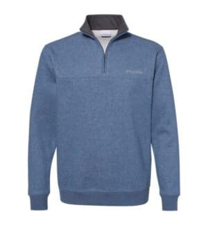 141162 Columbia hart mountain half-zip sweatshirt