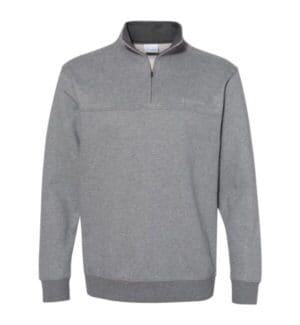 141162 Columbia hart mountain half-zip sweatshirt