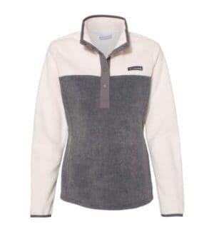 186099 Columbia womens benton springs half-snap pullover