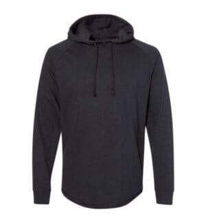 8245 J america vintage slub knit hooded long sleeve pullover
