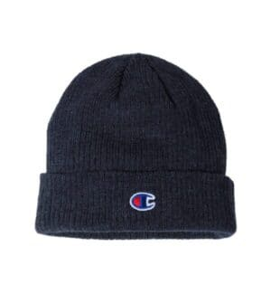 CS4003 Champion ribbed knit cap