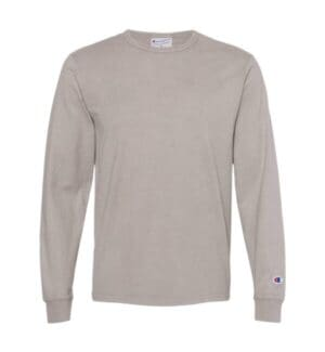 CD200 Champion garment dyed long sleeve t-shirt