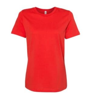 6400 Bella  canvas womens relaxed jersey tee