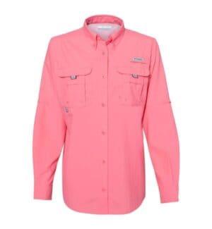 139656 Columbia women's pfg bahama long sleeve shirt