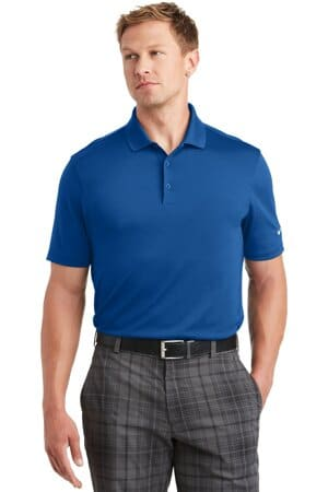 nike dri-fit classic fit players polo with flat knit collar 838956