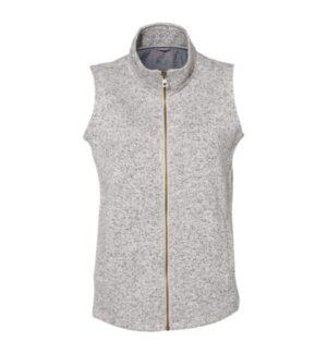 Weatherproof W2030117 women's vintage sweaterfleece vest