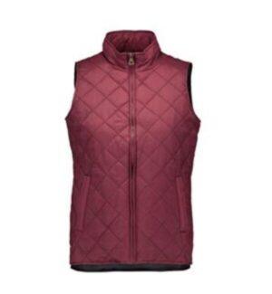 Weatherproof W207359 women's vintage diamond quilted vest