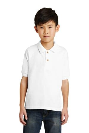 8800B gildan youth dryblend 6-ounce jersey knit sport shirt