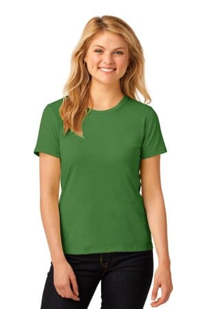 880 anvil ladies 100% combed ring spun cotton t-shirt