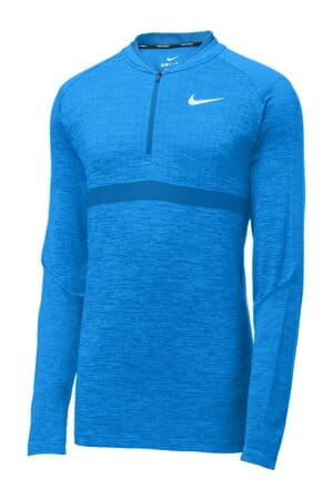 new! limited edition nike seamless 1/2-zip cover-up 892221