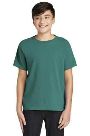 9018 comfort colors youth ring spun tee