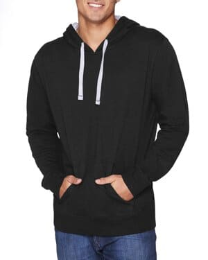 9301 unisex laguna french terry pullover hooded sweatshirt