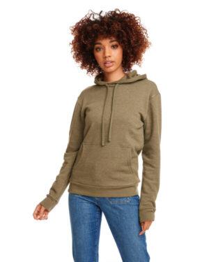Next level 9302 unisex malibu pullover hooded sweatshirt