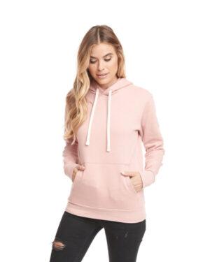 Next level 9303 unisex santa cruz pullover hooded sweatshirt