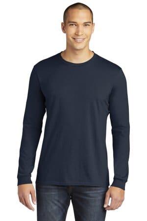 949 anvil 100% combed ring spun cotton long sleeve t-shirt