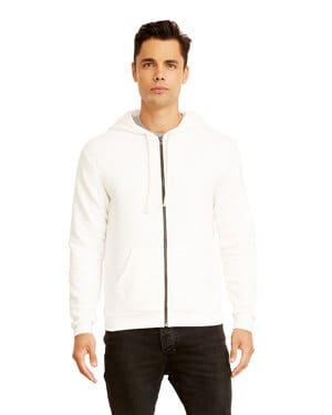 Next level 9602 unisex santa cruz full-zip hooded sweatshirt