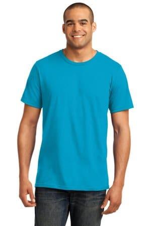 980 anvil 100% combed ring spun cotton t-shirt