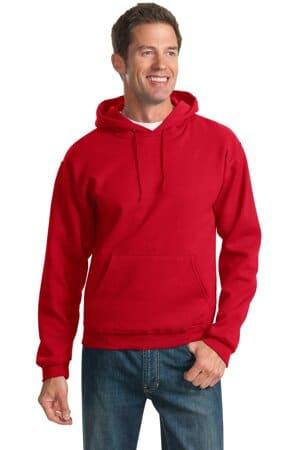 jerzees-nublend pullover hooded sweatshirt 996m