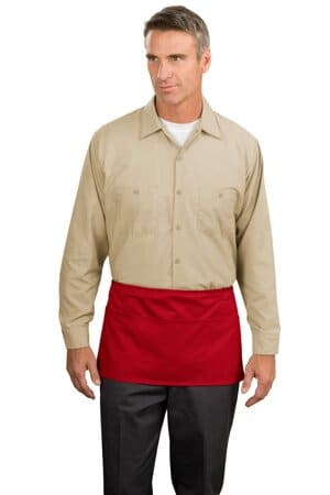 A515 port authority waist apron with pockets a515